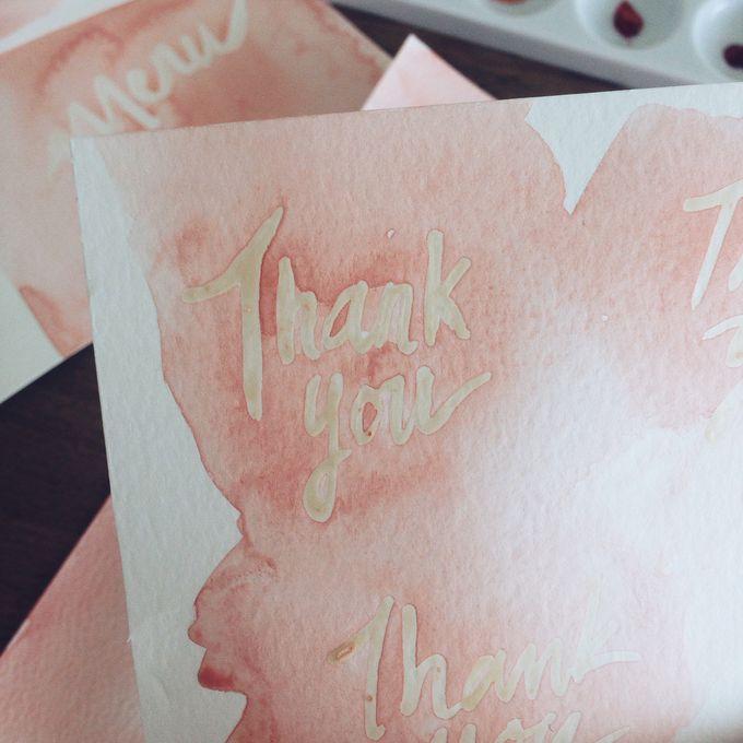 Tiffany & Teguh Wedding by My Sweet Scarlett Paperie - 003