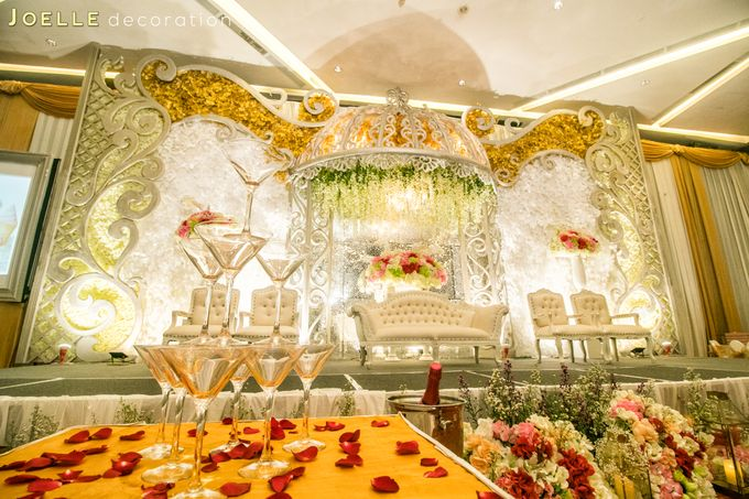 Heri Iin Wedding by Menara Top Food Alam Sutera - 020