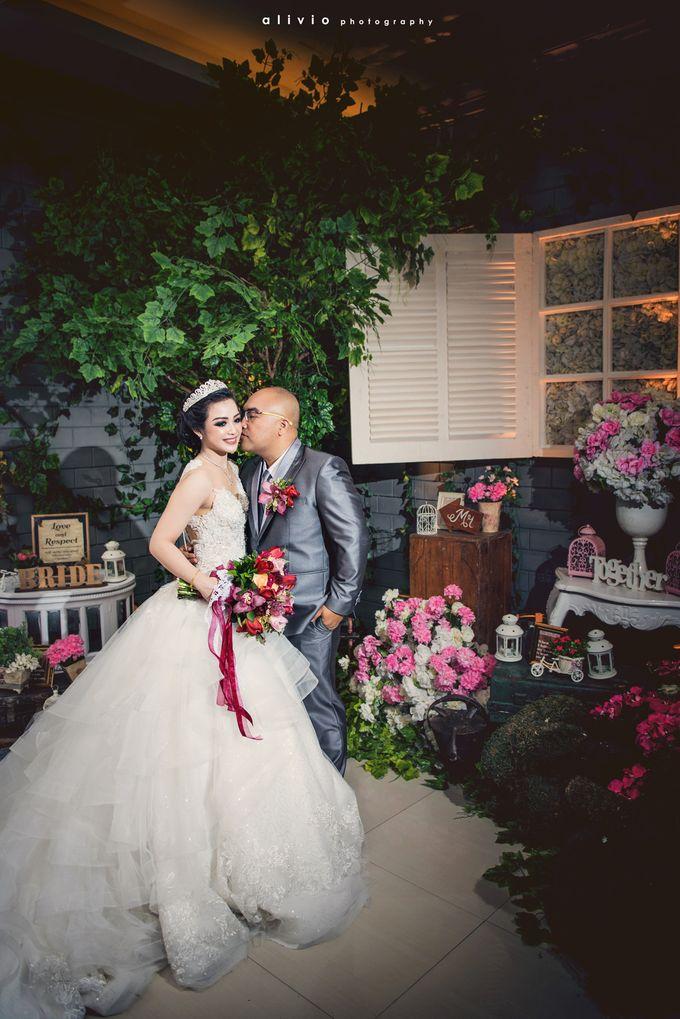 Ferry & Evi Wedding by alivio photography - 031