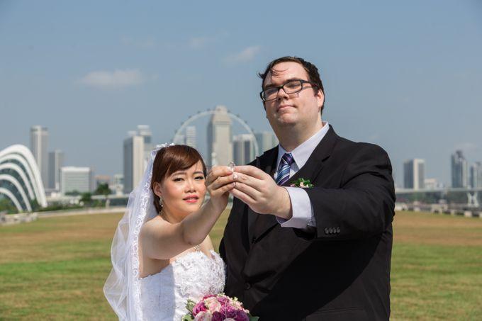 John&Kai Wedding by Ckaile; makeup&hair - 002
