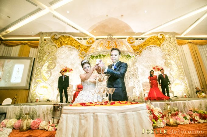Heri Iin Wedding by Menara Top Food Alam Sutera - 001