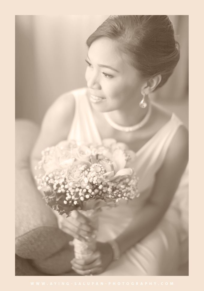 BRIDAL PORTRAITS by Aying Salupan Designs & Photography - 011