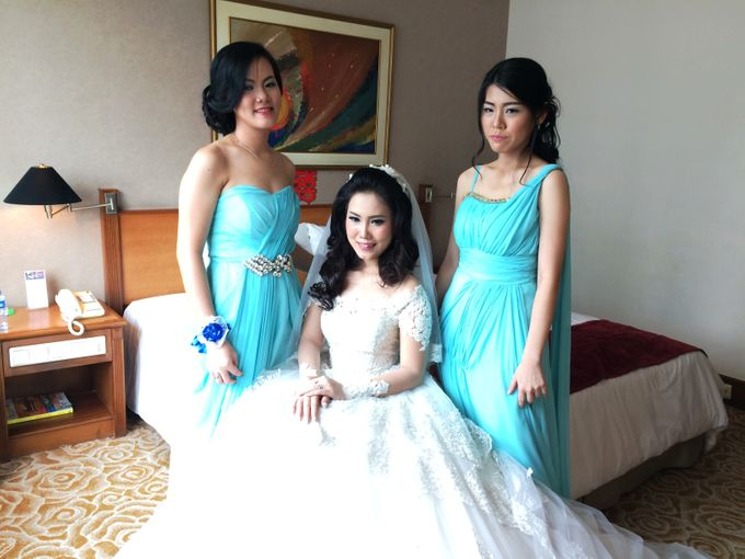 The Wedding Of Hendri and Lita by JS Wedding Planner Organizer and Entertainment - 006
