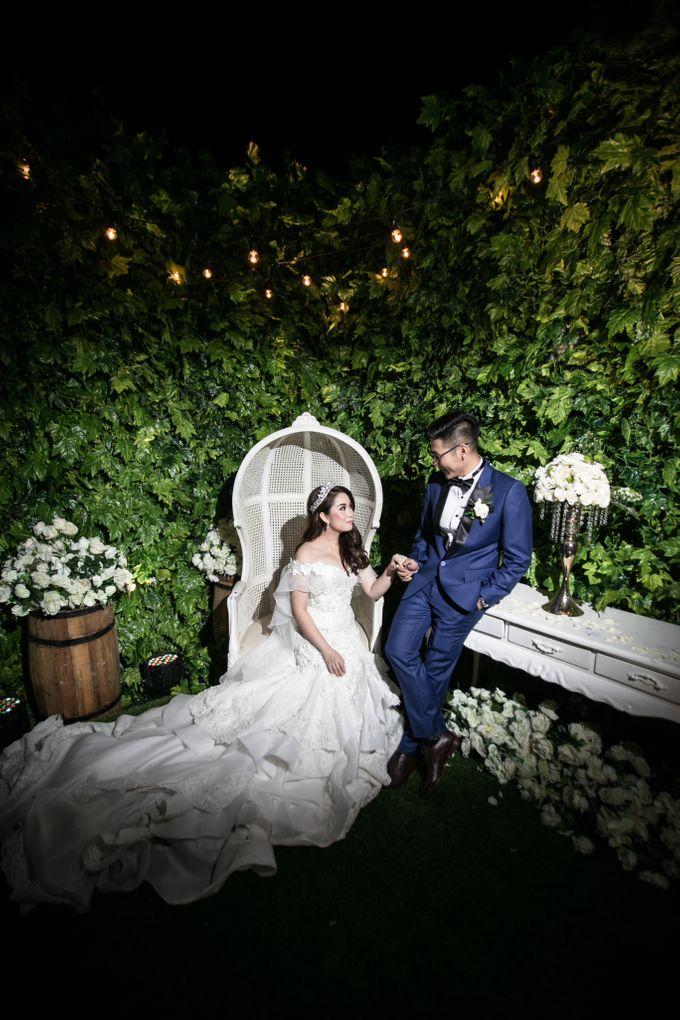 The Wedding of Suwarjo & Lisbeth by AS2 Wedding Organizer - 011