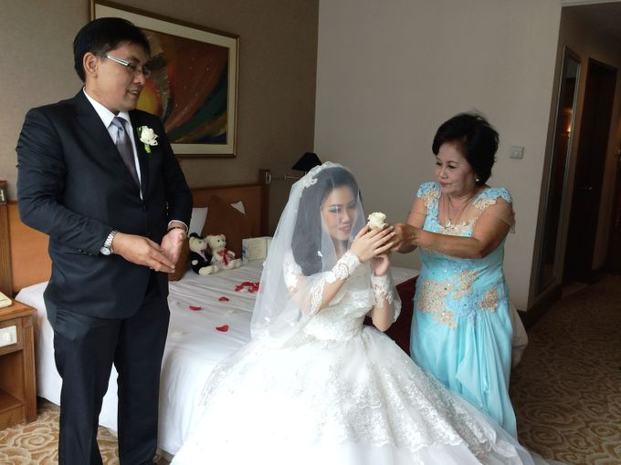 The Wedding Of Hendri and Lita by JS Wedding Planner Organizer and Entertainment - 008