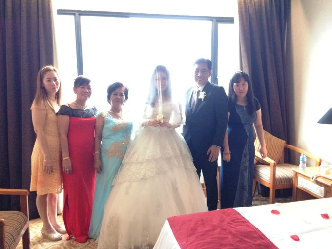 The Wedding Of Hendri and Lita by JS Wedding Planner Organizer and Entertainment - 010