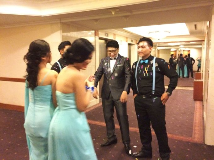 The Wedding Of Hendri and Lita by JS Wedding Planner Organizer and Entertainment - 011