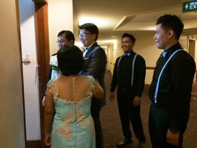 The Wedding Of Hendri and Lita by JS Wedding Planner Organizer and Entertainment - 015