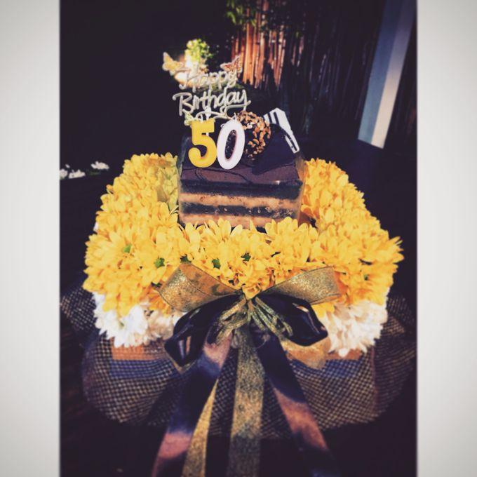 Flower  cake by Love Flower - 006