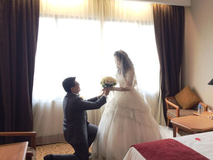 The Wedding Of Hendri and Lita by JS Wedding Planner Organizer and Entertainment - 018