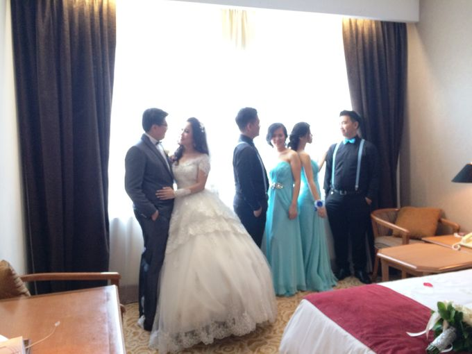 The Wedding Of Hendri and Lita by JS Wedding Planner Organizer and Entertainment - 022