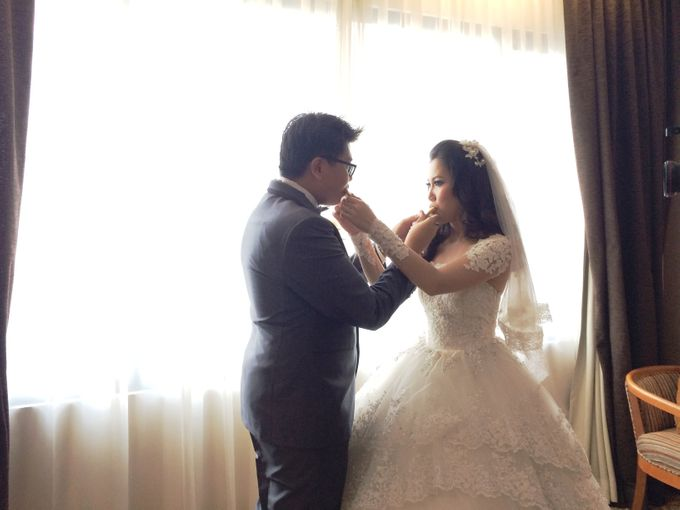 The Wedding Of Hendri and Lita by JS Wedding Planner Organizer and Entertainment - 024