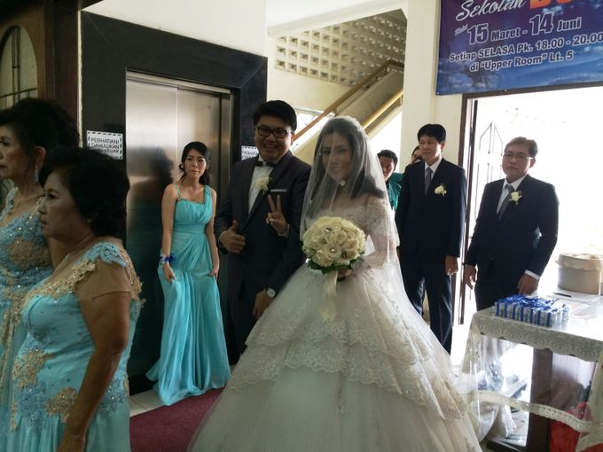 The Wedding Of Hendri and Lita by JS Wedding Planner Organizer and Entertainment - 027