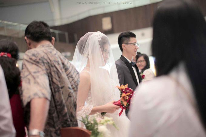 Wedding Renald & Giovani by de_Puzzle Event Management - 004