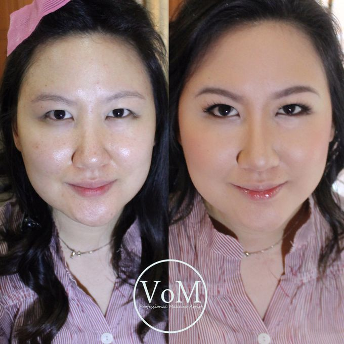 Add To Board before and after by Veronicaong Makeup - 009