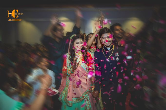 Engagement Nikhil & pooja by Hakim Creation Photography - 021