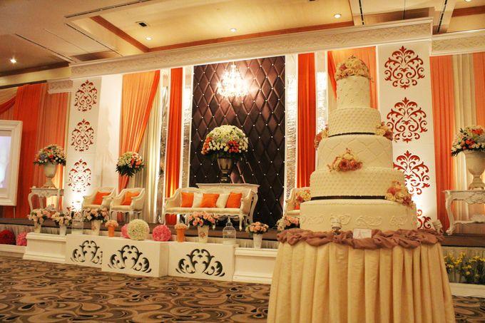Wedding Photo by Millennium Hotel Sirih Jakarta - 007