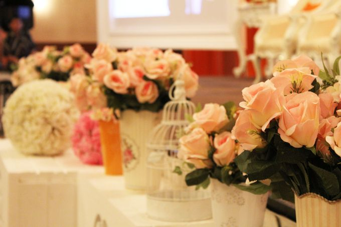 Wedding Photo by Millennium Hotel Sirih Jakarta - 008