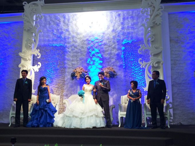 The Wedding Of Hendri and Lita by JS Wedding Planner Organizer and Entertainment - 041
