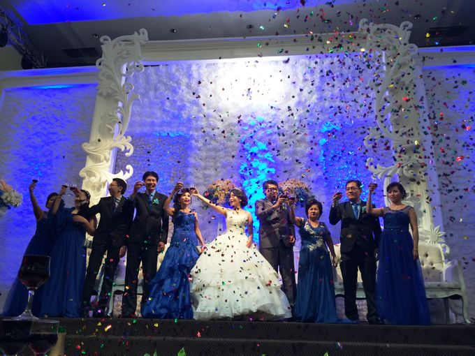 The Wedding Of Hendri and Lita by JS Wedding Planner Organizer and Entertainment - 044