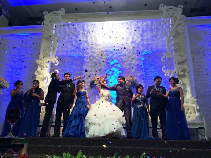 The Wedding Of Hendri and Lita by JS Wedding Planner Organizer and Entertainment - 046