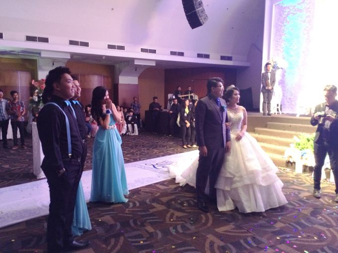 The Wedding Of Hendri and Lita by JS Wedding Planner Organizer and Entertainment - 048