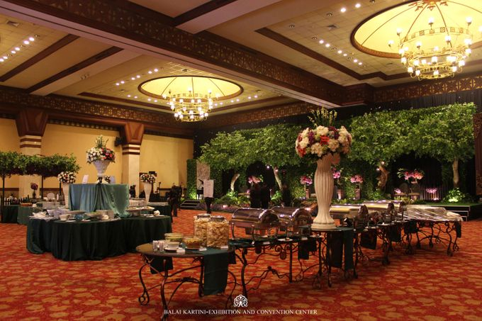 Rafflesia Wedding Package by BALAI KARTINI - Exhibition and Convention Center - 012