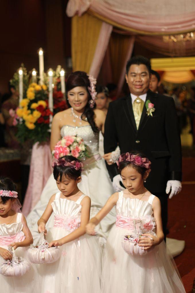 Wedding at Season City by X-Seven Entertainment - 004