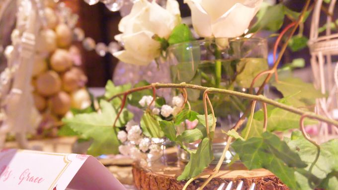 Rustic Bridal Shower by Valexis Table Design - 004