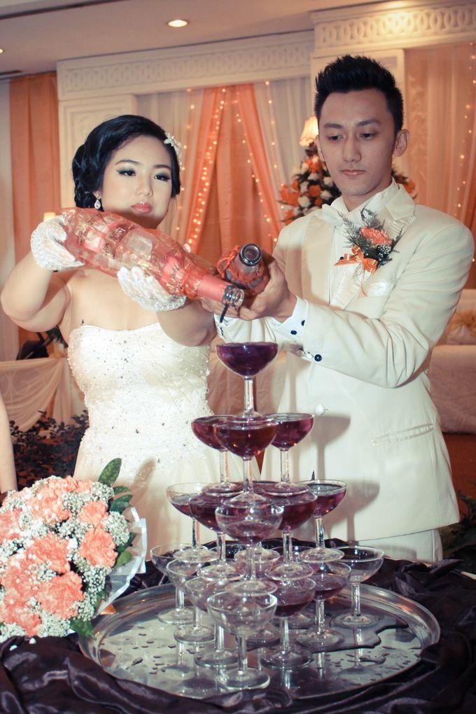 Mega & Evan - Wedding Day Candid Photoshoot by My Creation Art - 006