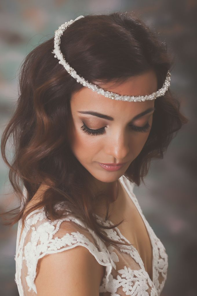 A beautifull bride by George Ladas Photography - 014