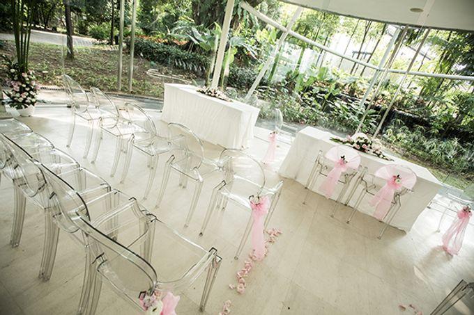 Glass Pavilion by Amara Sanctuary Resort Sentosa - 004
