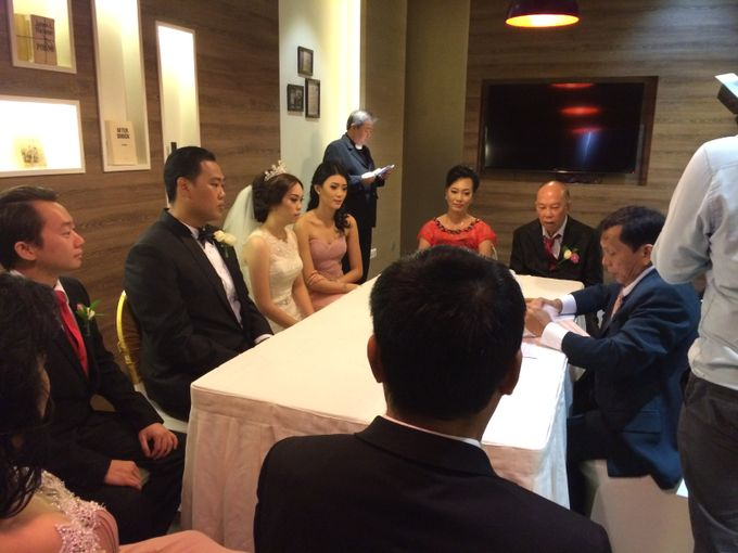 THE WEDDING OF JOHN AND FELIS by JS Wedding Planner Organizer and Entertainment - 019
