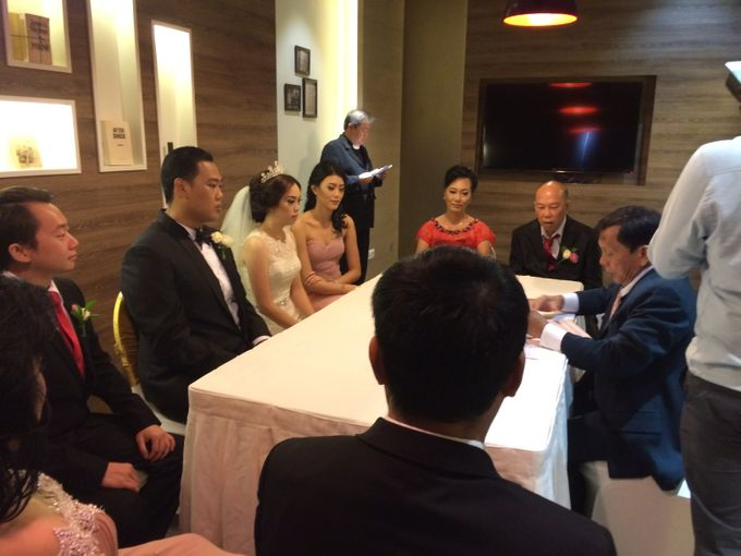 THE WEDDING OF JOHN AND FELIS by JS Wedding Planner Organizer and Entertainment - 020