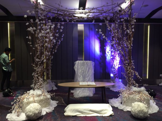 THE WEDDING OF JOHN AND FELIS by JS Wedding Planner Organizer and Entertainment - 021