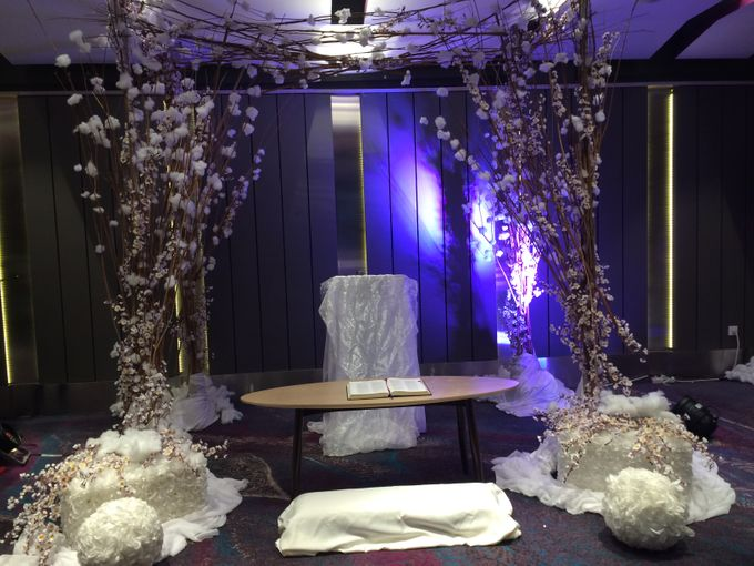 THE WEDDING OF JOHN AND FELIS by JS Wedding Planner Organizer and Entertainment - 022