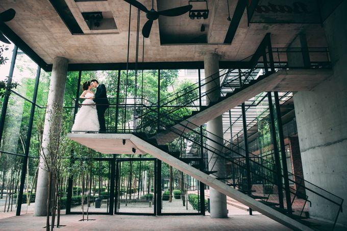 Pre Wedding Photography by The Wedding Barn Gallery - 004