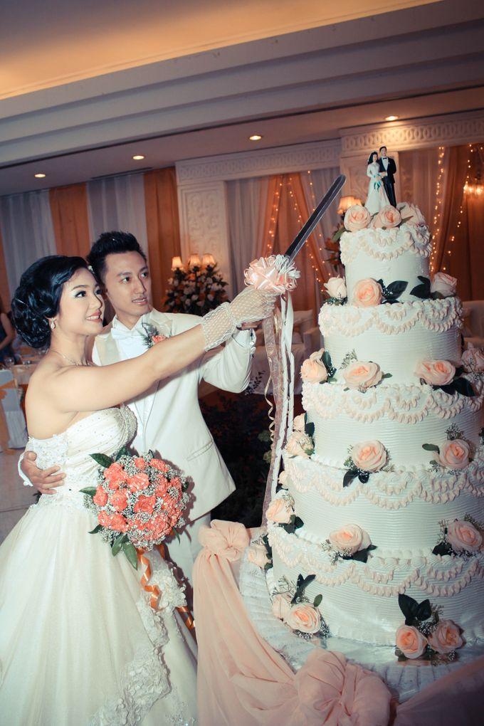 Mega & Evan - Wedding Day Candid Photoshoot by My Creation Art - 007