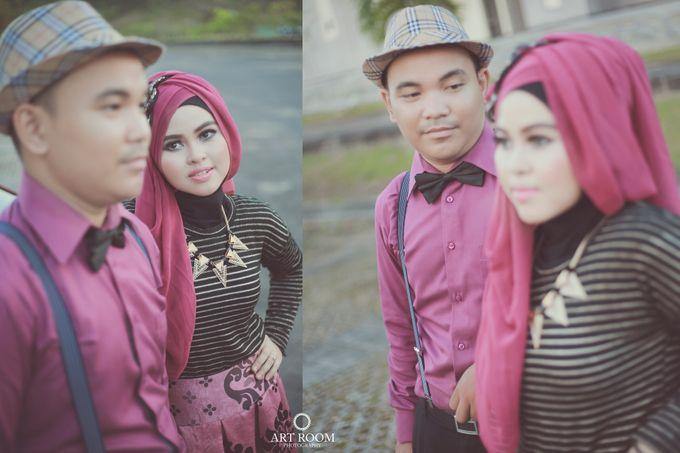 Prewedding Fitrah & LIna by KitaMoto Photography - 001