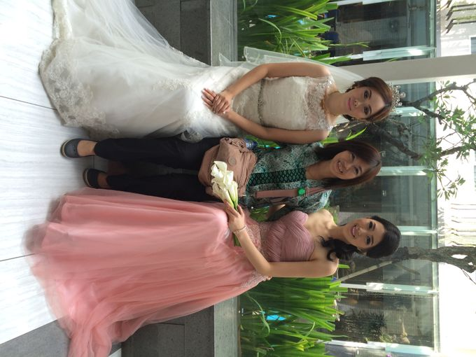 THE WEDDING OF JOHN AND FELIS by JS Wedding Planner Organizer and Entertainment - 031