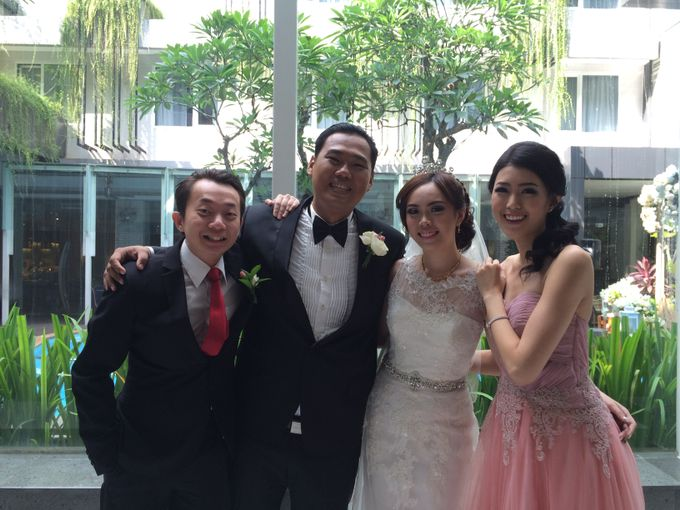 THE WEDDING OF JOHN AND FELIS by JS Wedding Planner Organizer and Entertainment - 033