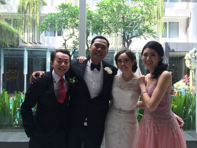 THE WEDDING OF JOHN AND FELIS by JS Wedding Planner Organizer and Entertainment - 034