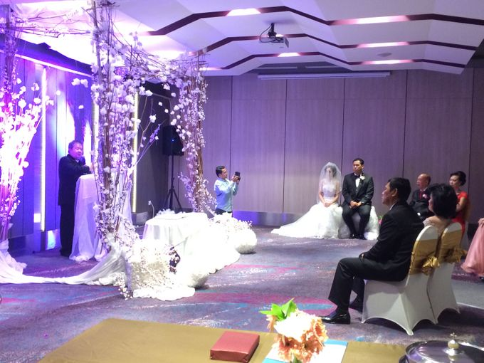 THE WEDDING OF JOHN AND FELIS by JS Wedding Planner Organizer and Entertainment - 036