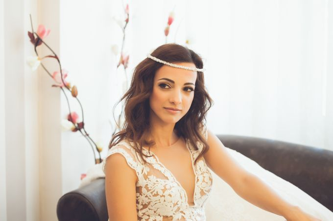 A beautifull bride by George Ladas Photography - 018