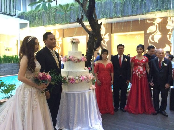 THE WEDDING OF JOHN AND FELIS by JS Wedding Planner Organizer and Entertainment - 037