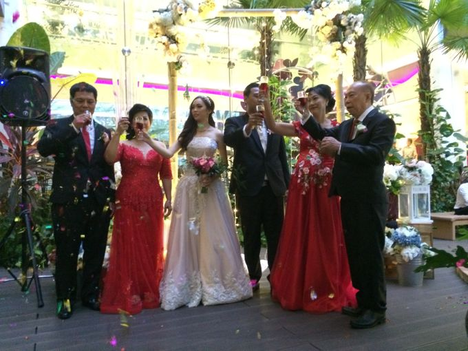 THE WEDDING OF JOHN AND FELIS by JS Wedding Planner Organizer and Entertainment - 044