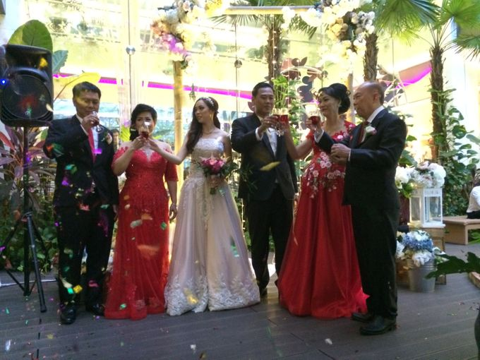 THE WEDDING OF JOHN AND FELIS by JS Wedding Planner Organizer and Entertainment - 045