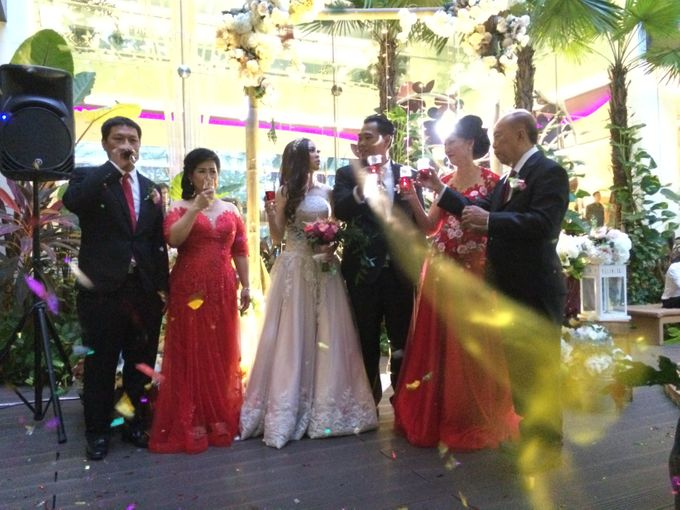 THE WEDDING OF JOHN AND FELIS by JS Wedding Planner Organizer and Entertainment - 046