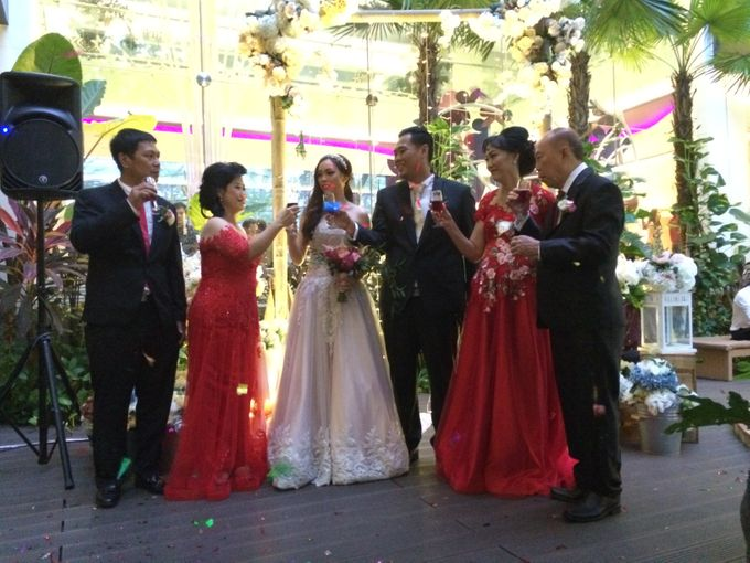 THE WEDDING OF JOHN AND FELIS by JS Wedding Planner Organizer and Entertainment - 047