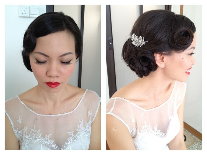 Wedding Actual day by Star Glamour Artistry Pte Ltd - 013